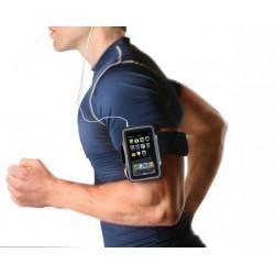 Спортивный чехол-крепление на руку для iPhone 5/5S/SE купить в Хабаровске