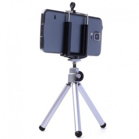 Штатив для телефона и экшн-камер GoPro/Xiaomi трипод тренога tripod для смартфона купить в Хабаровске