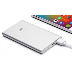 Внешний портативный аккумулятор Mi PB 5000 mAh Slim (Xiaomi)