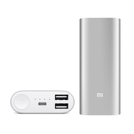 Портативный аккумулятор Mi PB 16000 mAh 2xUSB (Xiaomi)