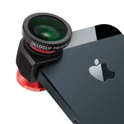 Объектив 3-в-1 для iPhone 5/5S/SE