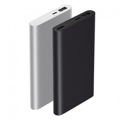 Внешнее зарядное устройство (портативный аккумулятор) Xiaomi Mi Power Bank 2 10000 мАч (второе поколение) купить в Хабаровске