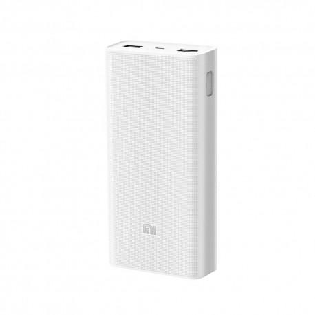 Внешний аккумулятор Xiaomi Mi Power Bank 2 20000 мАч купить в Хабаровске