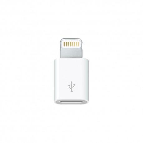 Переходник Micro-USB - Lightning (Apple iPhone) для телефонов купить в Хабаровске